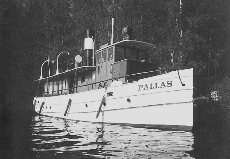 m/s Pallas